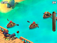 Moorhuhn Piraten Screenshot 2