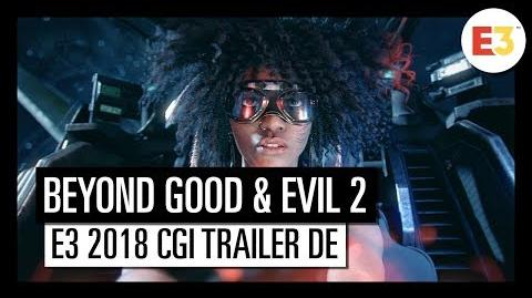 BEYOND GOOD & EVIL E3 2018 CINEMATIC-TRAILER Ubisoft DE