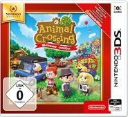 New Leaf Nintendo Selects Cover