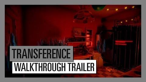 TRANSFERENCE - Walkthrough Trailer - GAMESCOM 2018 Ubisoft DE