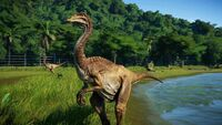 Jurassic-World-Evolution Screenshot 3