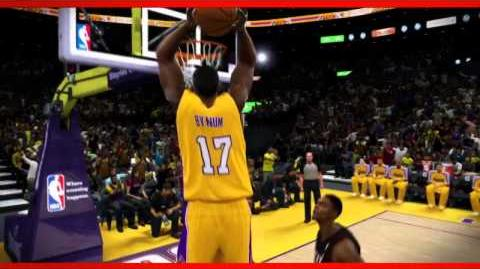 NBA 2K12 Trailer - NBA 2K11 Footage