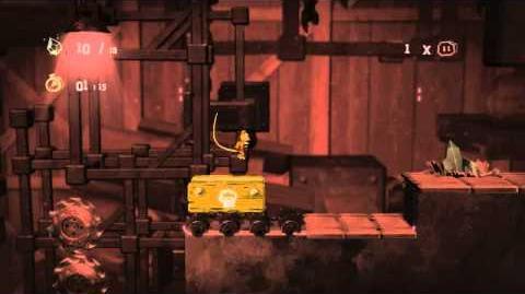 Ethan Meteor Hunter (alpha) gameplay