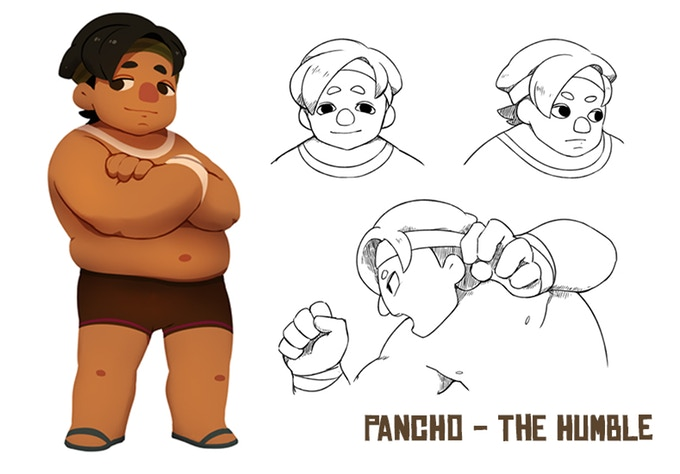 Pancho-art