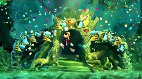 Rayman Legends Xbox One Gameplay Pt
