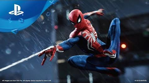 Marvel's Spider-Man - Gameplay Trailer PS4, deutsche Untertitel E3 2018
