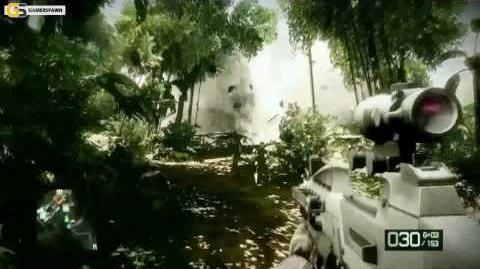 Battlefield Bad Company 2 - Singleplayer Gameplay