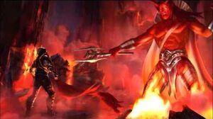 Injustice Gods Among Us - Scorpion Battles Mode Ending 1080p HD-0