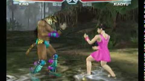 Tekken 4 - Gameplay - Playstation 2