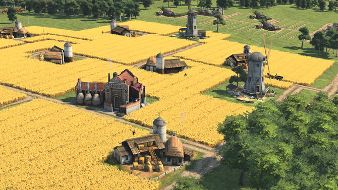Anno 1800 grain farm