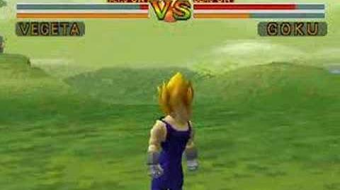 DragonBall GT Final Bout - gameplay