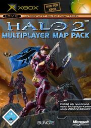 Halo2 map pack cover