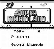 SuperMarioLand-Gameplay