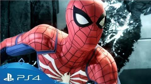 Marvel's Spider-Man - Gameplay Launch Trailer PS4, deutsch