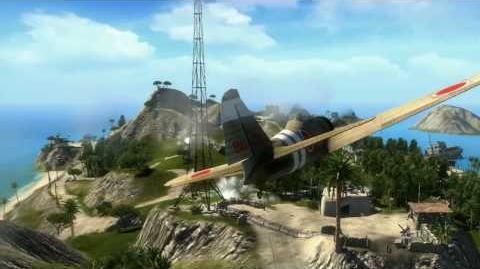 Battlefield 1943 Announcement Trailer