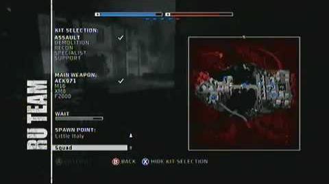Battlefield Bad Company 1 Gameplay 1