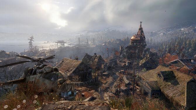 Metro Exodus Landscape