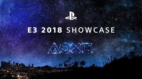 E3 2018 PlayStation Showcase