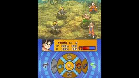 Dragon Ball Z Attack of the Saiyans - legendary Kamehameha and the team-based sparking combo