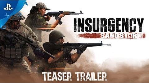 Insurgency Sandstorm – Teaser Trailer PS4