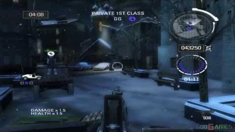 Battlefield 2 Modern Combat - Gameplay Xbox HD 720P