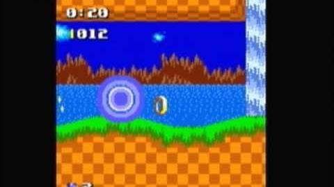 Sonic pocket Adventure Neo Geo Pocket Gameplay
