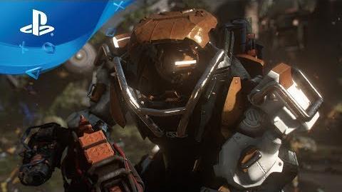 Anthem - Game Awards 2018 Trailer (deutsch)