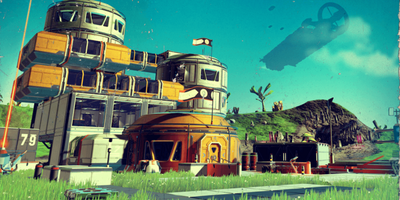 No Mans Sky Foundation Update