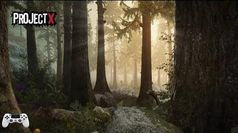 "Game Trailer-""Project X""-""Mavericks Proving Grounds""-Teaser-PC (2018)"