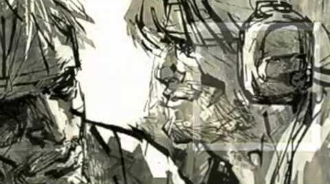 Metal Gear Solid Portable Ops Trailer TGS 2006