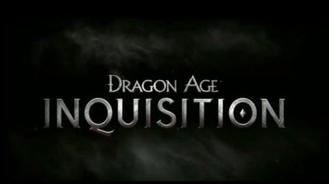 Dragon Age 3 Inquisition E3 2013 Official World Trailer