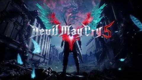 Devil May Cry 5 E3 Trailer Premiere Xbox One, PS4, PC