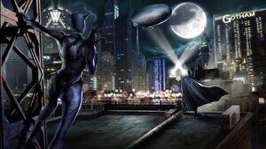 Catwoman's Epilogue