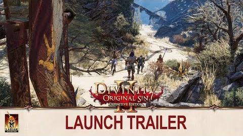 Divinity Original Sin 2 – Launch Trailer