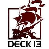 Deck13 Logo