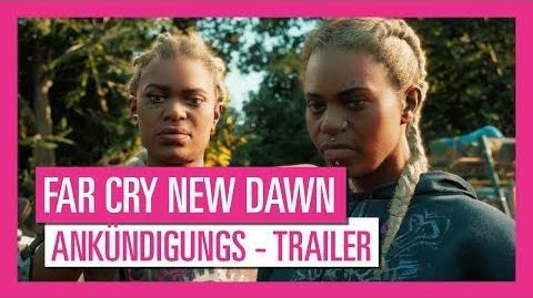 Far Cry New Dawn - Ankündigungs-Trailer Ubisoft DE