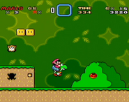 SuperMarioWorld-Gameplay
