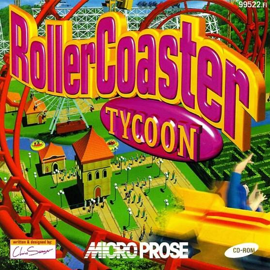 RollerCoaster Tycoon Videospiele Wiki FANDOM Powered By Wikia - Minecraft rollercoaster spielen