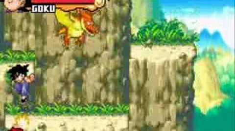 Dragonball Advanced Adventure gameplay video (GBA)