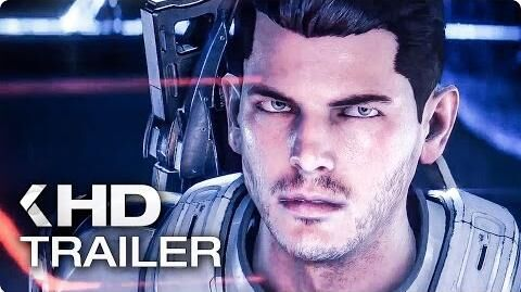 MASS EFFECT ANDROMEDA Launch Trailer German Deutsch (2017)