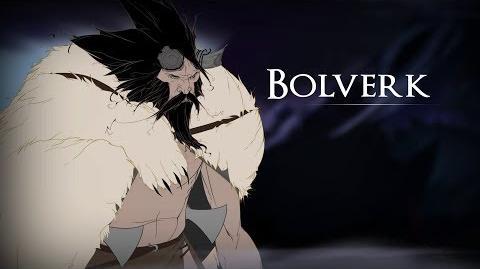 Banner Saga 3 Bolverk, Leader of the Ravens