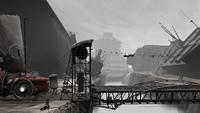 FAR-Lone-Sails Screenshot Brücke