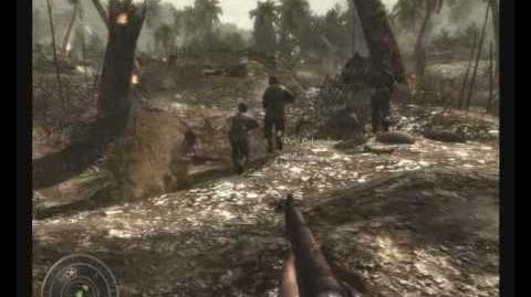 Call of Duty World at War - Gameplay 1