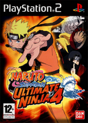 NarutoShippuudenUltimateNinja4-CoverPS2EU