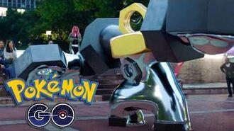 Pokemon GO - Official Trainer Battles Trailer