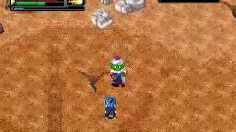 Dragon Ball Z Legacy of Goku 2 gameplay