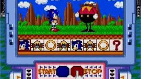 Sonic the Hedgehog's Gameworld Gameplay