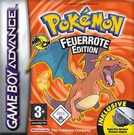 Pokémon Feuerrot