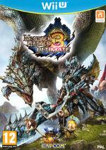 Monster Hunter 3 U WiiU Cover