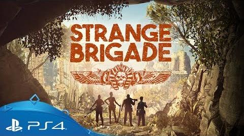 Strange Brigade Global Announce Trailer PS4